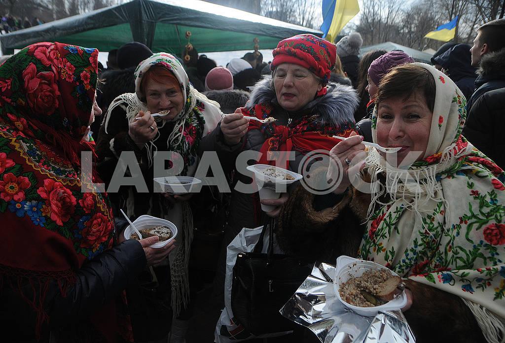 Участники празднования Масленицы — Изображение 72683