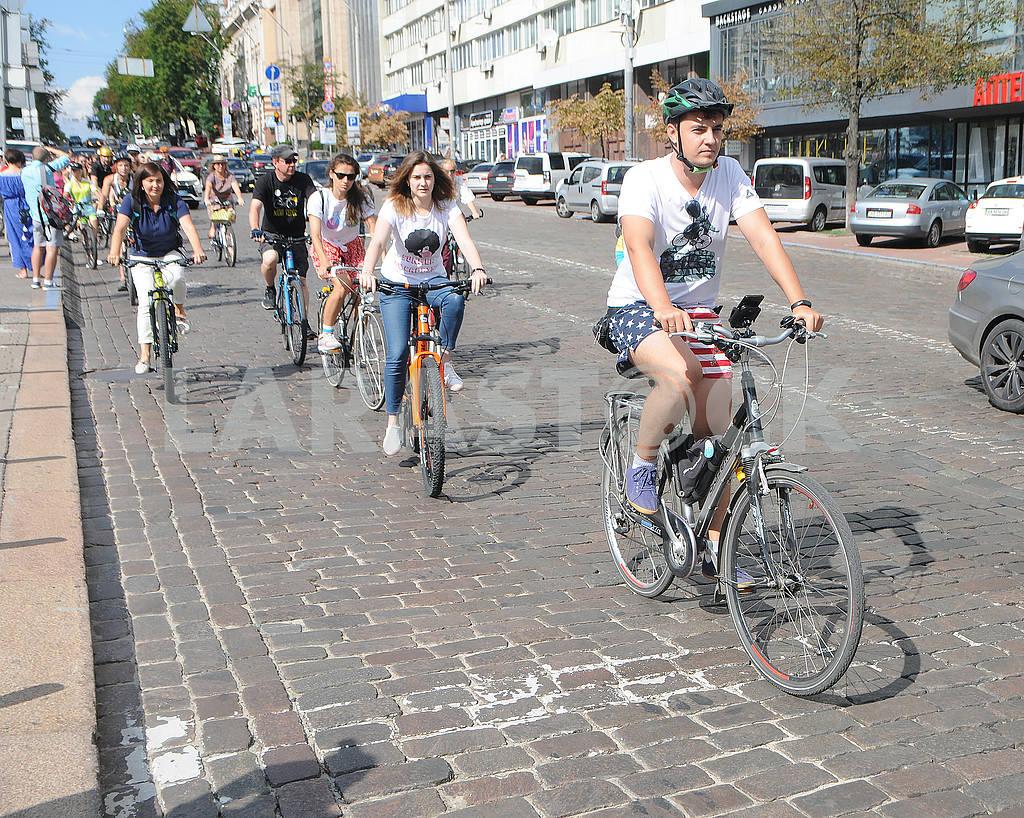 Bicycle participants — Image 72717