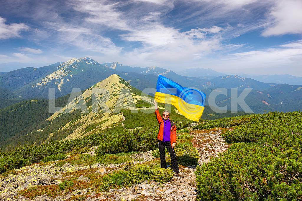 Racer on Mount Synyak — Image 72850