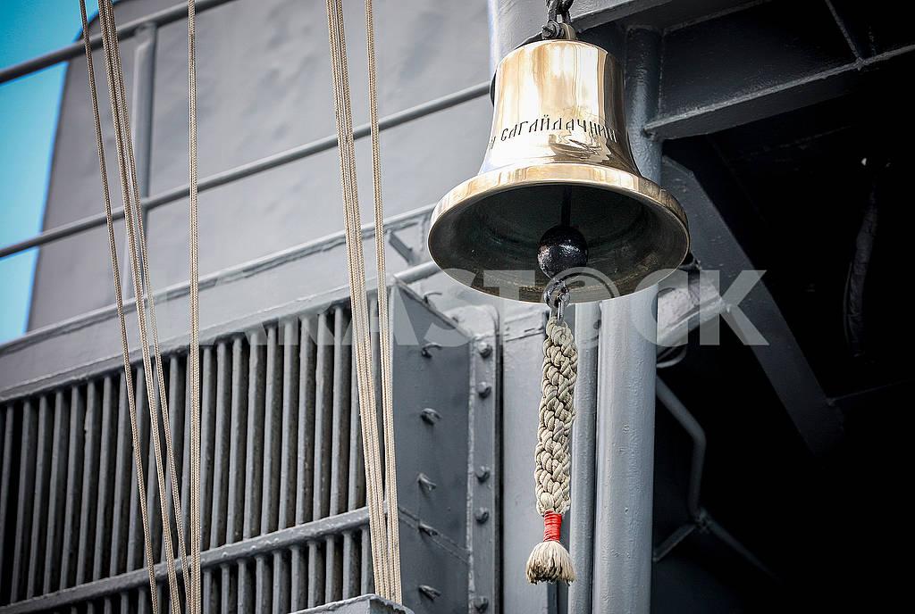 """Рында на корабле """"Гетьман Сагайдачный"""" — Изображение 72889"""