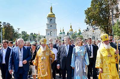 Filaret and the Poroshenko family