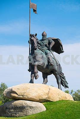 Памятник сказочному богатырю Муромцу