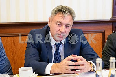 Yuri Garbuz, head of the Lugansk Regional State Administration