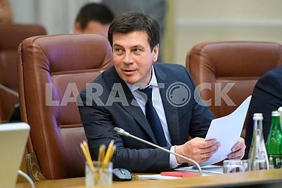 Gennady Zubko, Deputy Prime Minister