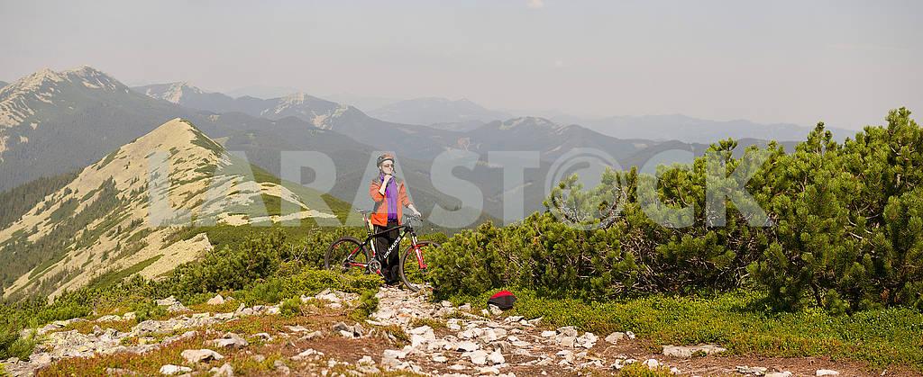 Гонщик на горе Синяк — Изображение 73237