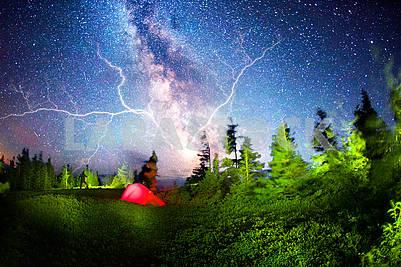 штормовой штормовой туризм