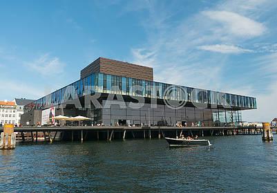 The Royal Theater in Copenhagen