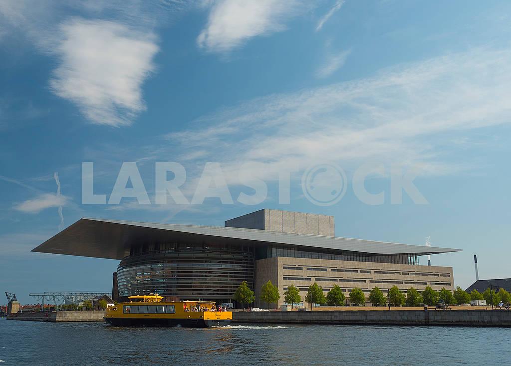 Оперный театр в Копенгагене — Изображение 73441