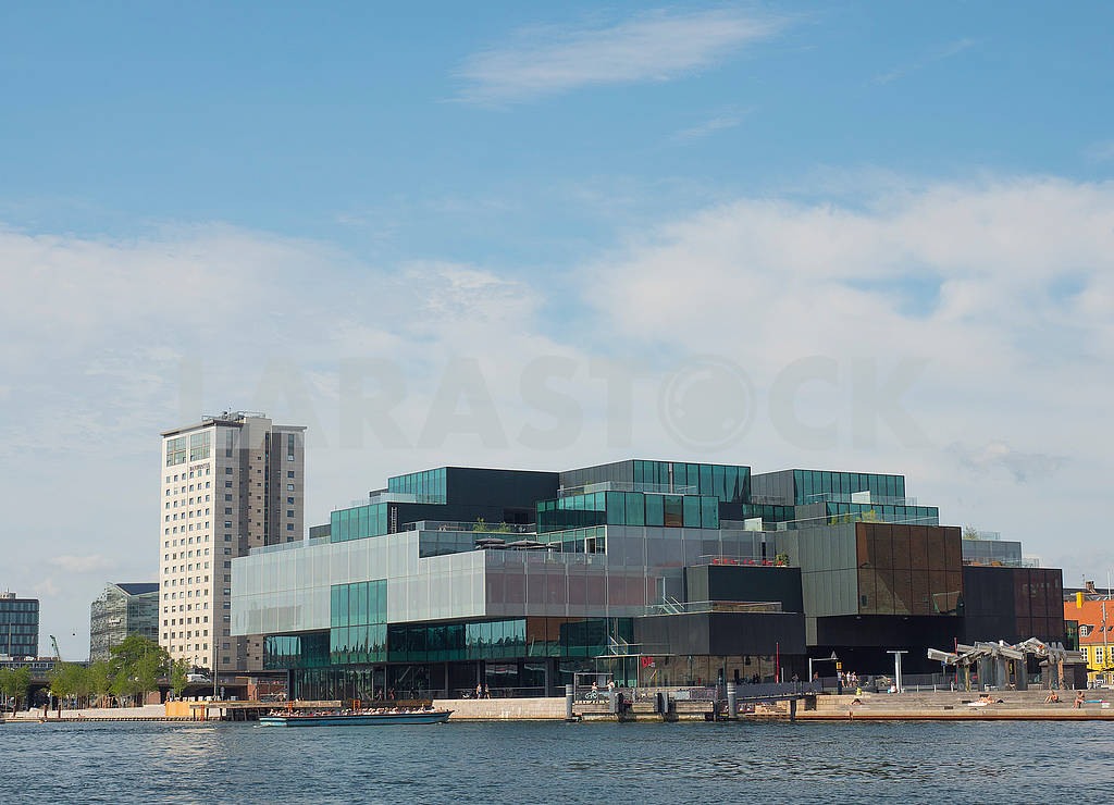 Архитектурный центр в Копенгагене — Изображение 73442