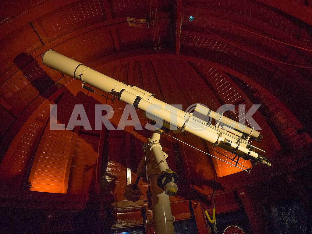 Телескоп в обсерватории — Изображение 73475