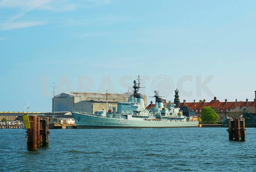 Корабль ВМС Дании — Изображение 73502