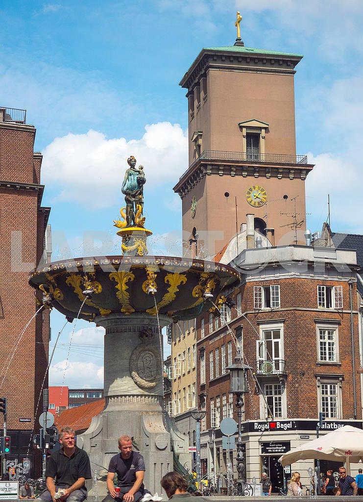 Фонтан милосердия на Старой площади — Изображение 73508