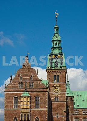 Замок Росенборг, Дания