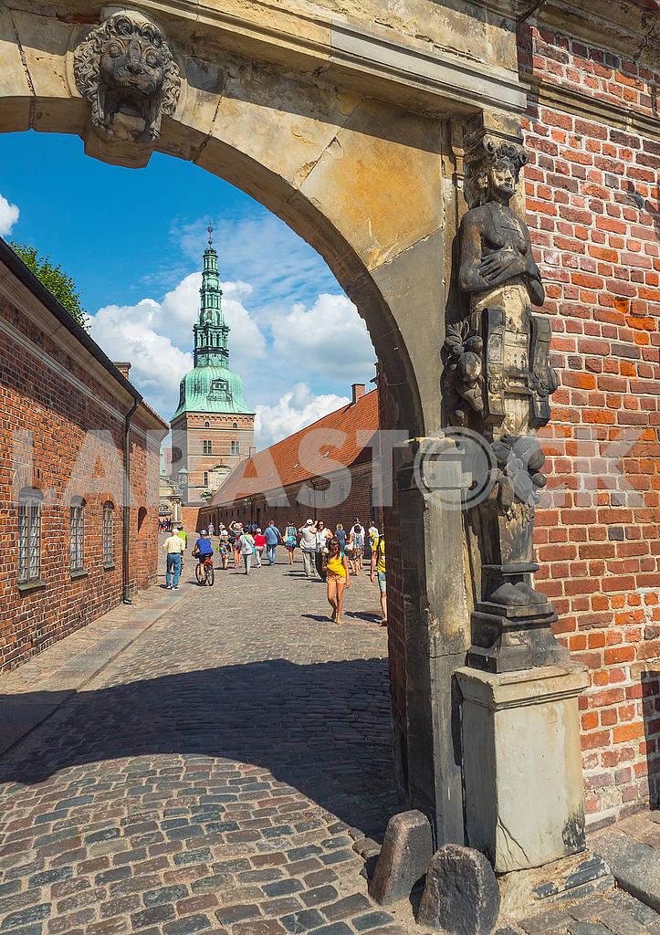 Вход в замок Розенборг — Изображение 73577