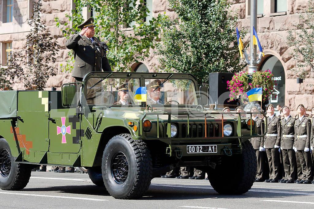 Minister of Defense Stepan Poltorak — Image 73590