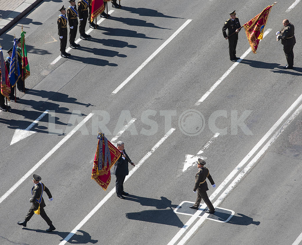 Вручение знамен — Изображение 73656