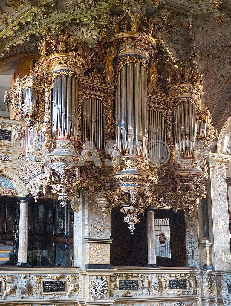 Орган в замке Росенборг — Изображение 73682