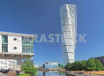 Turning Torso Skyscraper