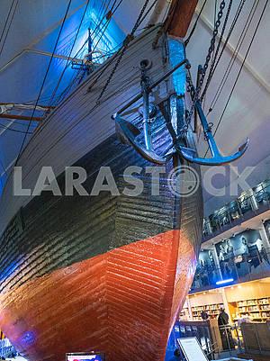 Корабль Фрам