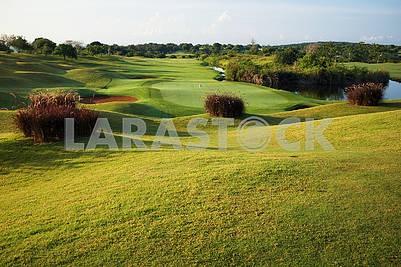 Golf Course in Kenya