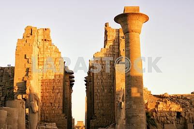 Egypt, Luxore