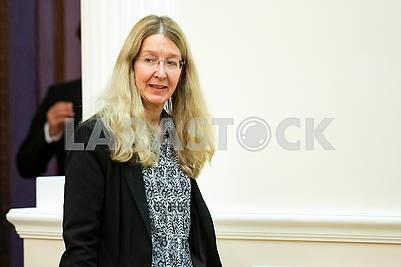 Uliana Suprun, Minister of Health