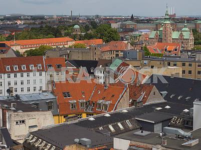 Крыши в Копенгагене