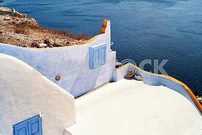 Crete; Santorini; Oia
