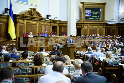 Deputies in the Verkhovna Rada