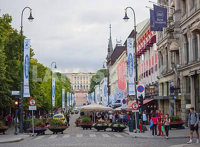 Street in Oslo