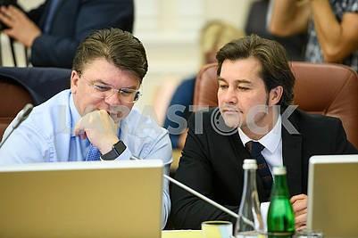Igor Zhdanov, Yevgeny Nishchuk