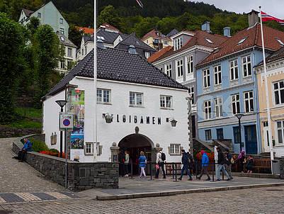 Building in Bergen