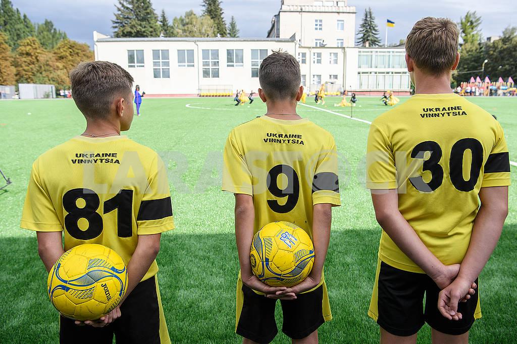 Юные футболисты — Изображение 74234