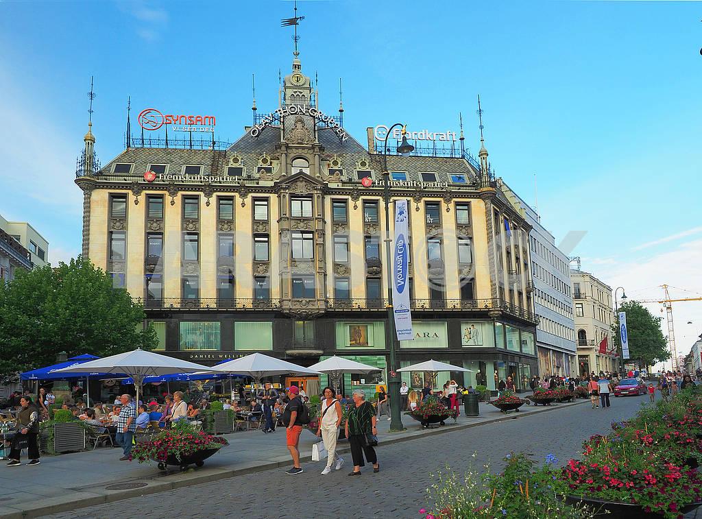 Shopping Center in Oslo — Image 74266
