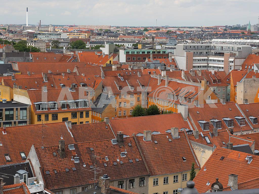 Copenhagen Roofs — Image 74307