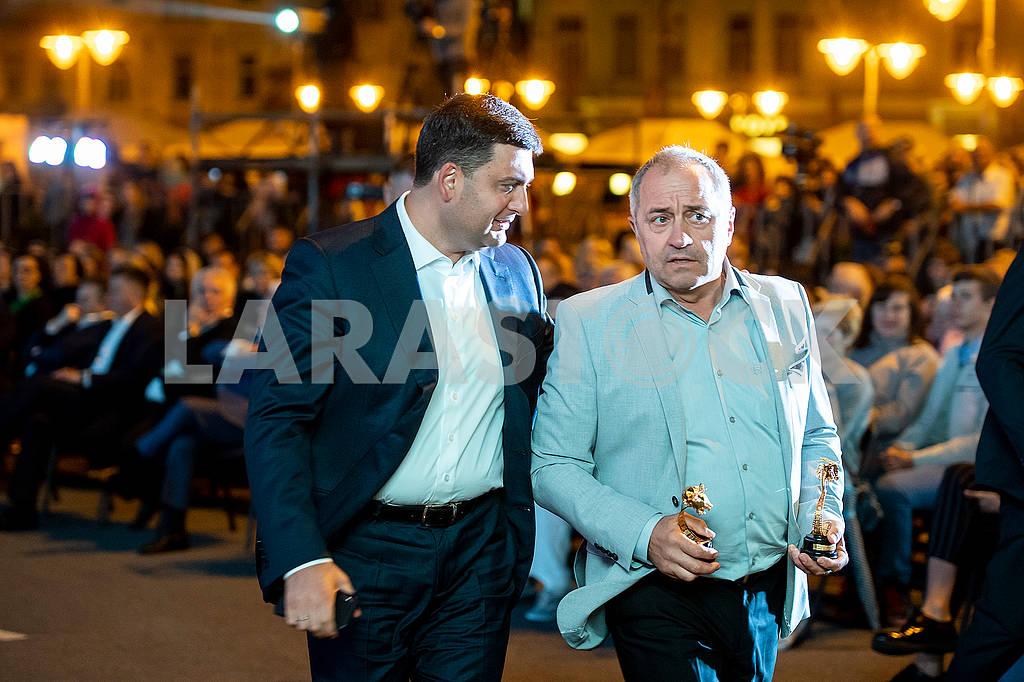 Vladimir Groisman and Viktor Andrienko — Image 74308
