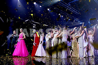 "Final of the National beauty contest ""Miss Ukraine-2018"""