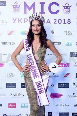 """23-летняя """"Мисс Украина-2018"""" Вероника Дидусенко была дисквалифицирована с конкурса"""