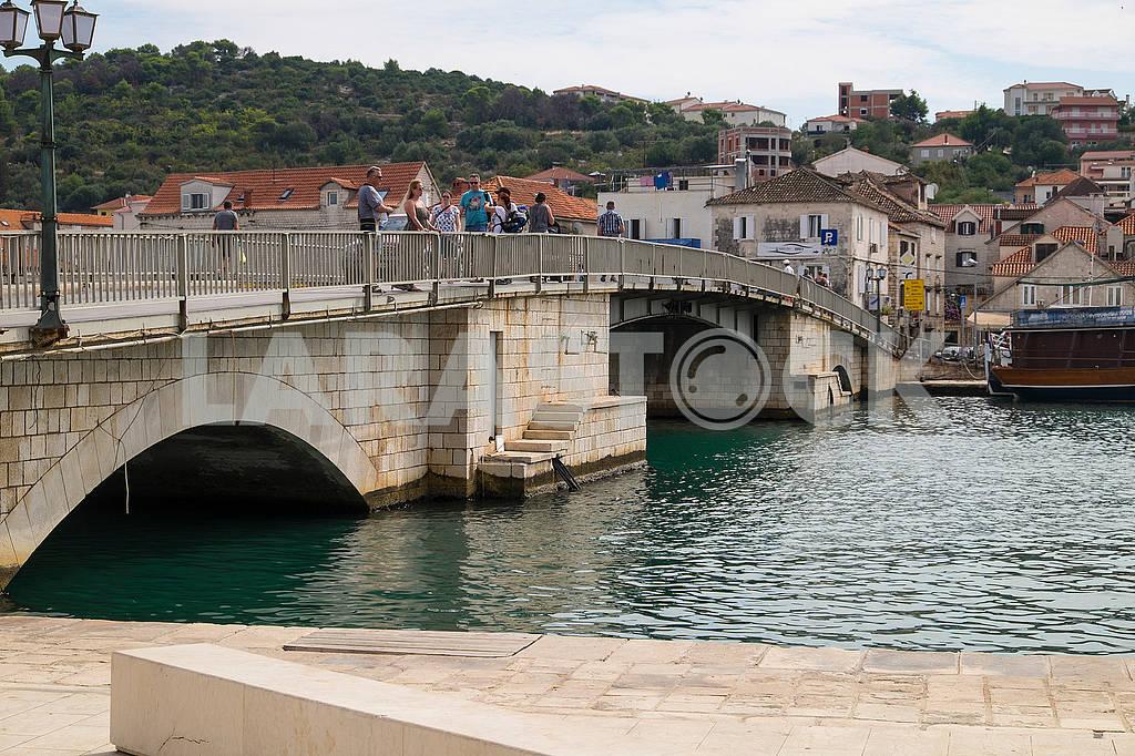 Старый мост в Трогире — Изображение 74557