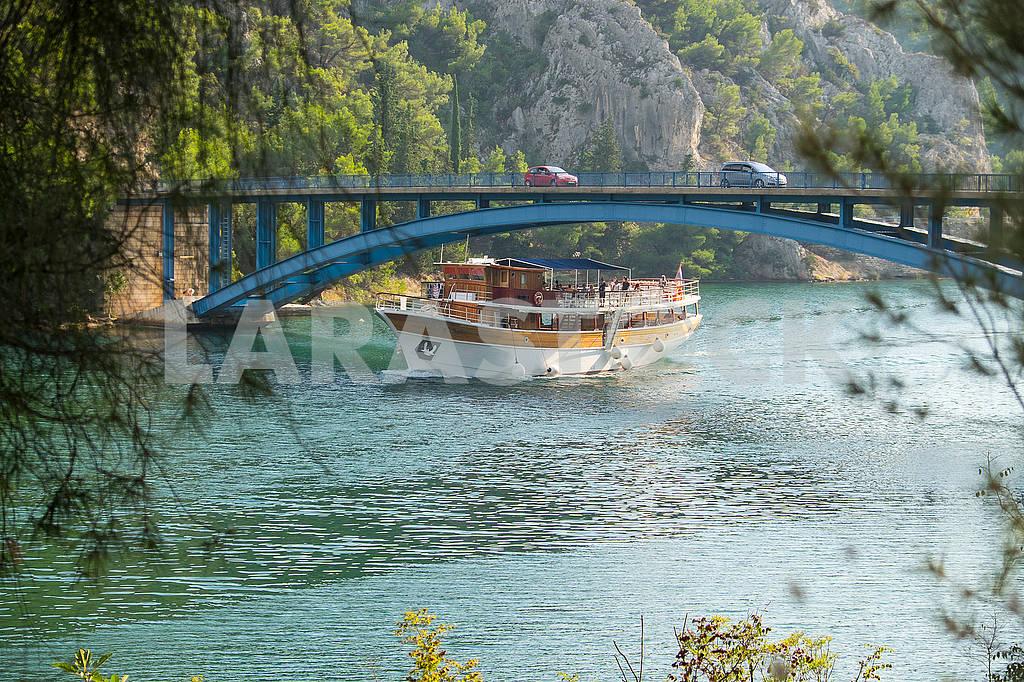 Мост над рекой Крка — Изображение 74583