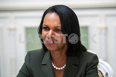 Condoleezza Rice in Kiev at the YES Summit