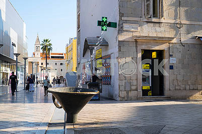 Monument to Fig in Split