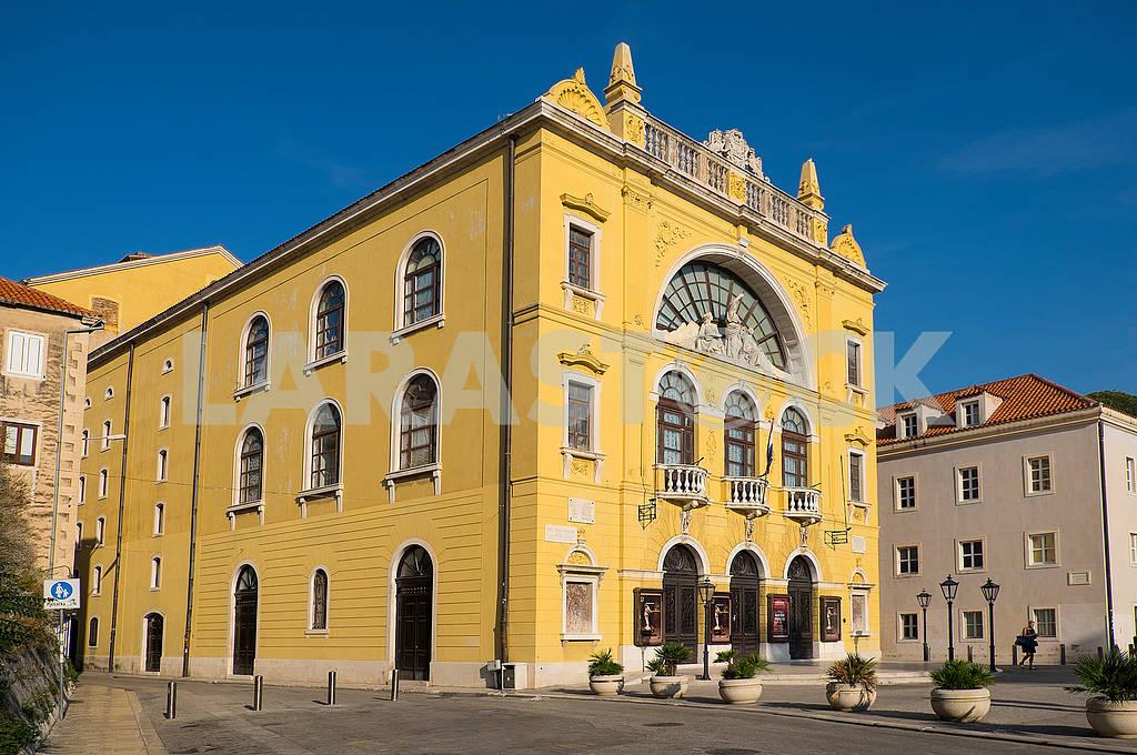 Хорватский национальный театр в Сплите — Изображение 74669