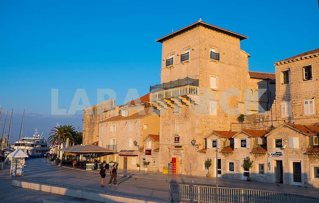 Old town in Trogir — Image 74682