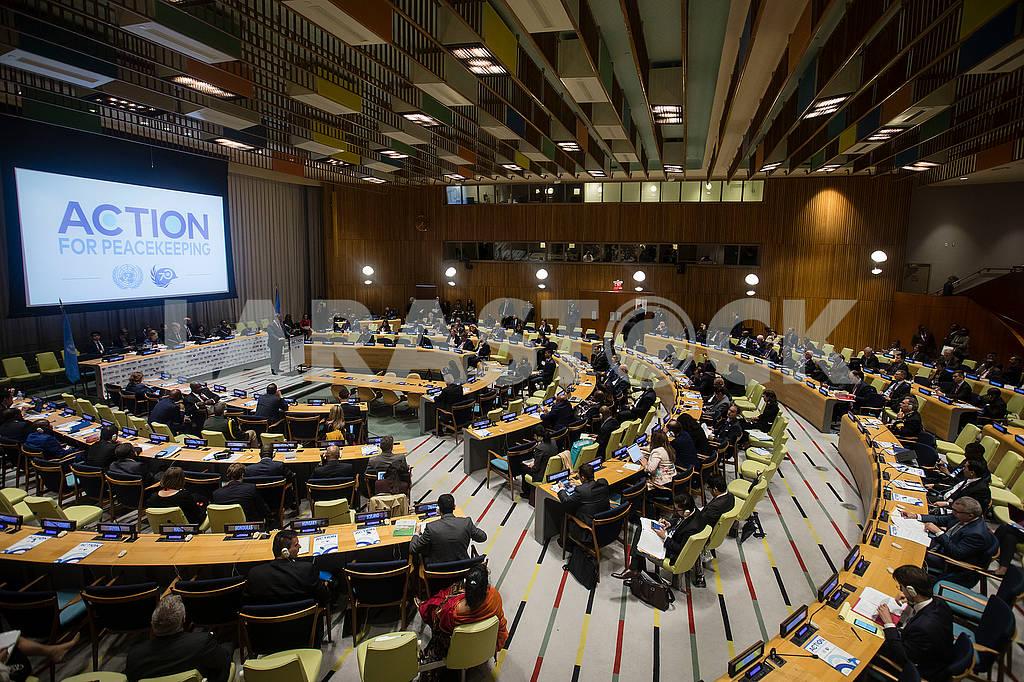 73-й сессия Генеральной ассамблеи ООН — Изображение 74705