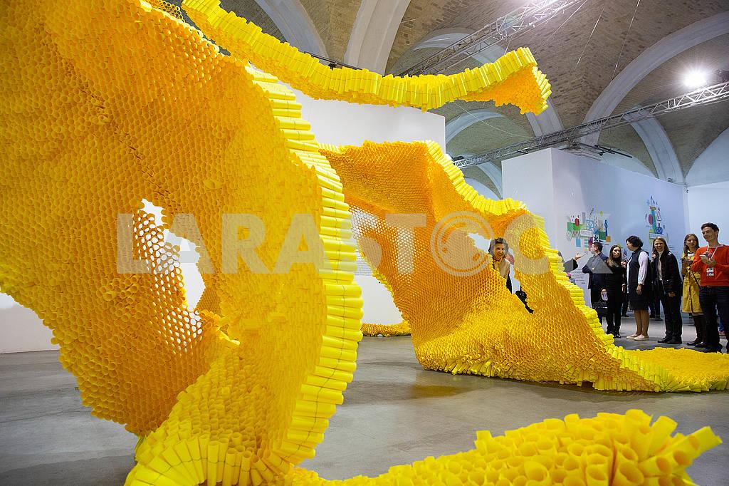 Инсталляция в Мистецьком арсенале — Изображение 74756