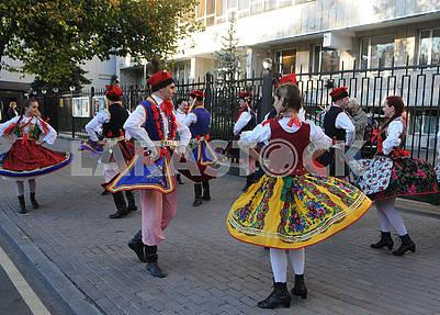 Moldavian dance