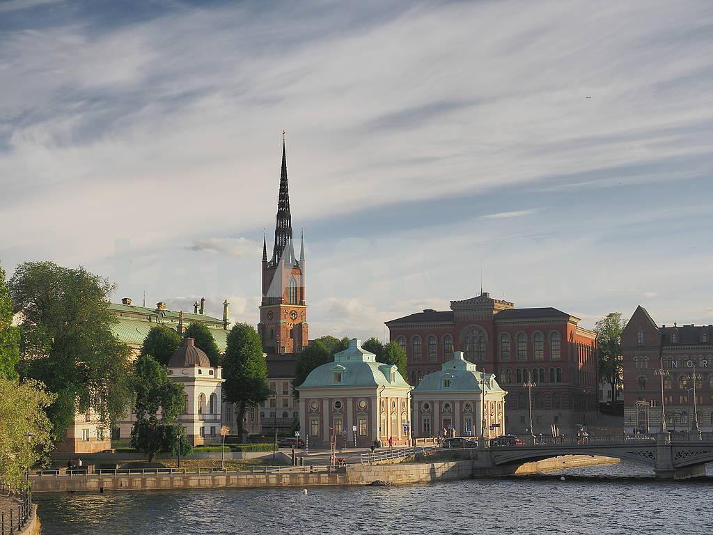 Церковь Риддархольмена в Стокгольме — Изображение 74851