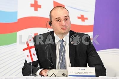 Prime Minister Mamuka Bakhtadze, Georgia