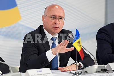 Prime Minister Pavel Filip, Moldova